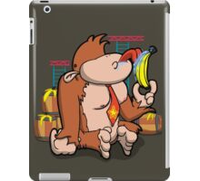 That's not how you eat a banana! iPad Case/Skin