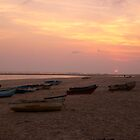 Mozambique boats by Amanda5611