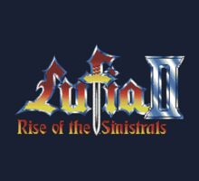 Lufia 2 (SNES) Title Screen by AvalancheShirts