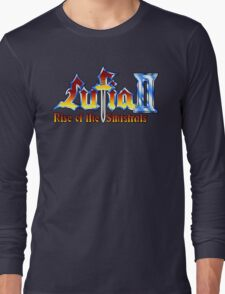 Lufia 2 (SNES) Title Screen Long Sleeve T-Shirt