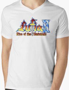 Lufia 2 (SNES) Title Screen Mens V-Neck T-Shirt