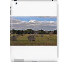 Avebury Afternoon C iPad Case/Skin
