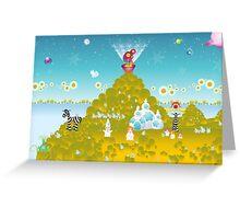 whimsical Greeting Card