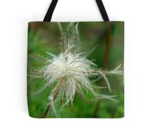 Dancing Like A Feathers In The Wind! -Feather type flower - Gore Gardens NZ Tote Bag
