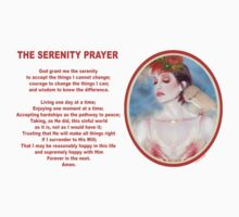 The Serenity Prayer 4 Kids Clothes
