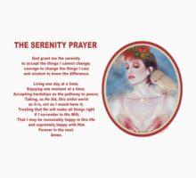 The Serenity Prayer 4 Kids Tee