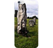Avebury Circle C iPhone Case/Skin