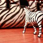 Mr. Zebra Gets a Shock by Damian Silliman