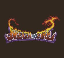 Breath of Fire (SNES) Title Screen by AvalancheShirts