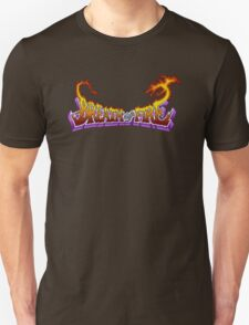 Breath of Fire (SNES) Title Screen T-Shirt