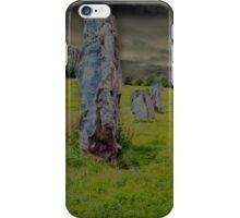 Avebury Circle G iPhone Case/Skin