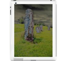 Avebury Circle G iPad Case/Skin