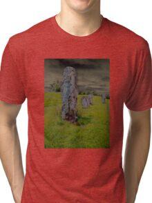 Avebury Circle G Tri-blend T-Shirt