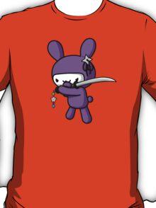Girly Ninja Bunny T-Shirt