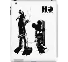 Googy Mickey Rock ! iPad Case/Skin
