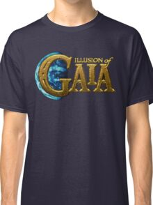 Illusion of Gaia (SNES) Title Screen Classic T-Shirt