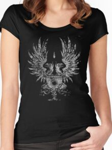 Dragon Age Grey Warden Symbol Women's Fitted Scoop T-Shirt