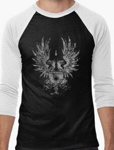 Dragon Age Grey Warden Symbol Men's Baseball ¾ T-Shirt