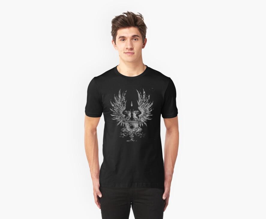 Dragon Age Grey Warden Symbol T Shirt By Tumblrverse Redbubble
