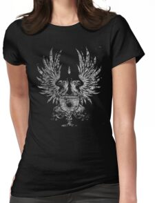 Dragon Age Grey Warden Symbol Womens Fitted T-Shirt
