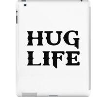 Hug Life Thug Life iPad Case/Skin