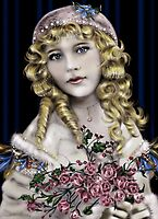 Little Blonde Head Girl by Patricia Anne McCarty-Tamayo