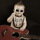 Youngest Rock Star!!! by ajreece