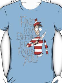 Where's Waldo? T-Shirt