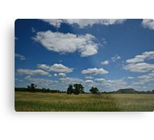 wisconsin plains Metal Print