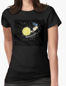 Astronomy Shirt Womens Fitted T-Shirt