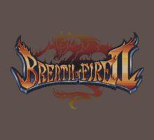 Breath of Fire 2 (SNES) Title Screen T-Shirt