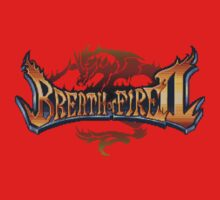 Breath of Fire 2 (SNES) Title Screen Kids Clothes