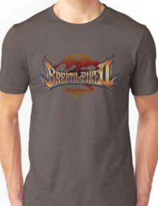 Breath of Fire 2 (SNES) Title Screen Unisex T-Shirt