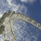 London Eye by Abi Skeates