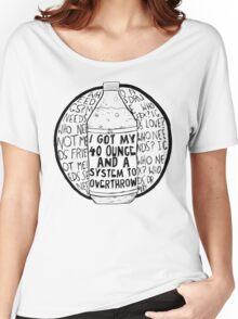 40 Ounce Women's Relaxed Fit T-Shirt