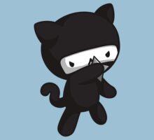 Ninja Kitty Kids Tee