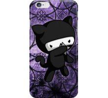 Ninja Kitty iPhone Case/Skin