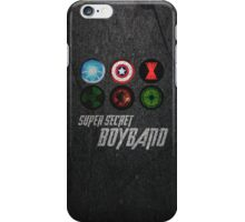 Super Secret Boyband iPhone Case/Skin