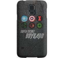 Super Secret Boyband Samsung Galaxy Case/Skin