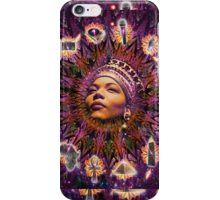 The Queen... Queen Latifah iPhone Case/Skin
