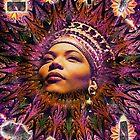 The Queen... Queen Latifah by CodyNorris