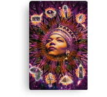 The Queen... Queen Latifah Canvas Print