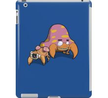 Number 46 and 47 iPad Case/Skin