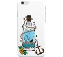 FLOAT OR DROWN iPhone Case/Skin