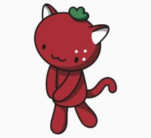 Strawberry Kitty Kids Clothes