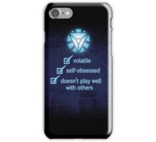Not Recommended iPhone Case/Skin