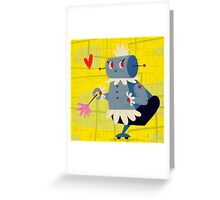Rosie the Robot Greeting Card