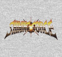 Shining Force (Genesis) Title Screen One Piece - Long Sleeve