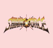 Shining Force (Genesis) Title Screen One Piece - Long Sleeve