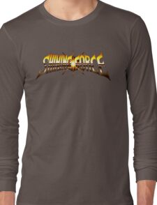 Shining Force (Genesis) Title Screen Long Sleeve T-Shirt